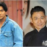 Handsome and fitted Andy Lau remains unchanged for almost 30 years