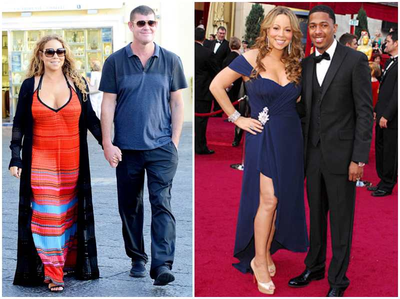 Mariah Carey's height, weight and body measurements