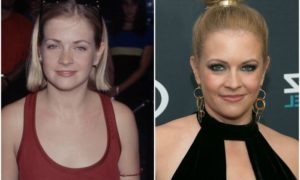 Melissa Joan Hart's eyes and hair color