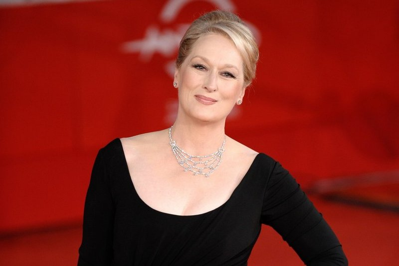 Meryl Streep's height, weight and body measurements