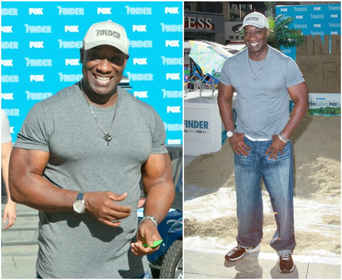 Michael Clarke Duncan's height, weight and age