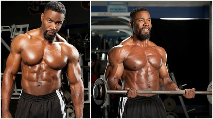 Michael Jai White's height, weight and body measurements