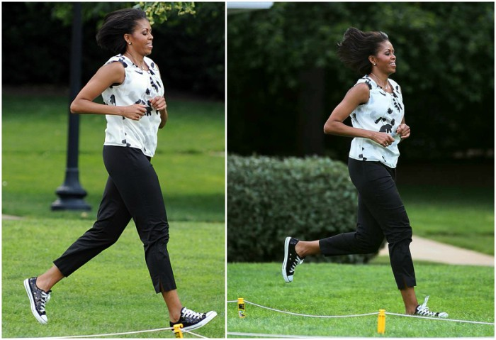 Michelle Obama`s height, weight. Ex-first lady and her tips