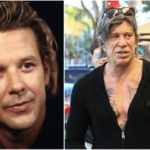 Mickey Rourke got rid of extra kilos and now is trying to regain shape