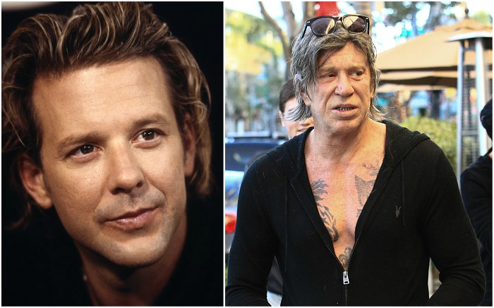 Mickey Rourke S Height Weight He Is Trying To Regain Shape