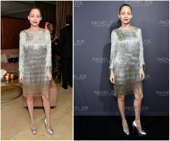 Nicole Richie's height, weight and body measurements