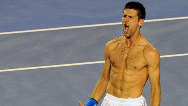Novak Djokovic's height, weight and body measurements