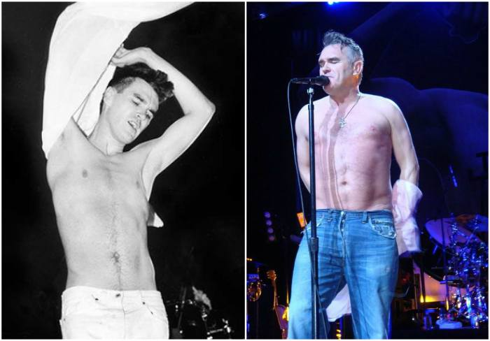 Morrissey's height, weight and age
