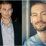 Andy Whitfield. Insidious illness in strong and fitted body
