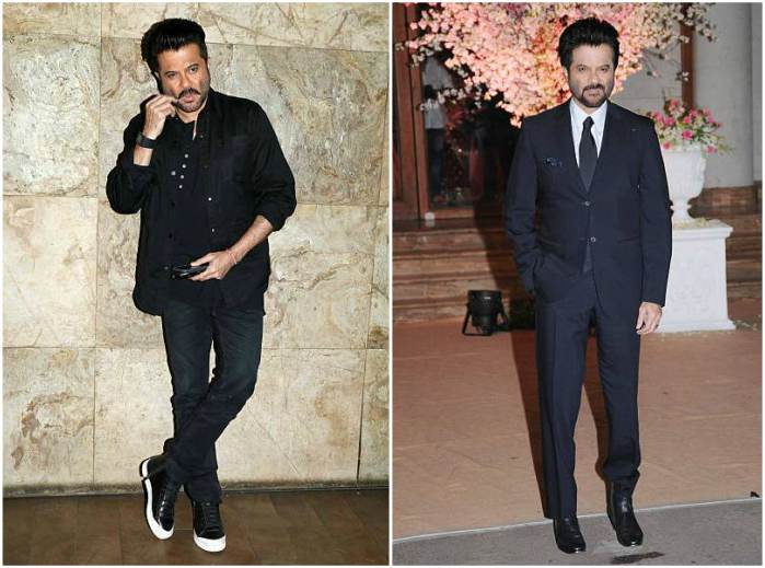 Anil Kapoor's height, weight and body measurements