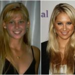 Anna Kournikova keeps fit even after finishing tennis career