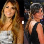 Mom of two kids model Antonella Roccuzzo has no hint to extra kilos