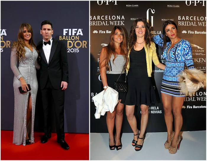 Antonella Roccuzzo's height, weight and body measurements