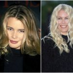 Secrets of slim body of top-model Claudia Schiffer