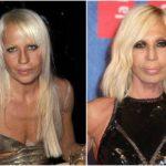 How Donatella Versace spoiled her body herself?