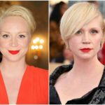 Gwendoline Christie has a slim body with a towering height 190 cm