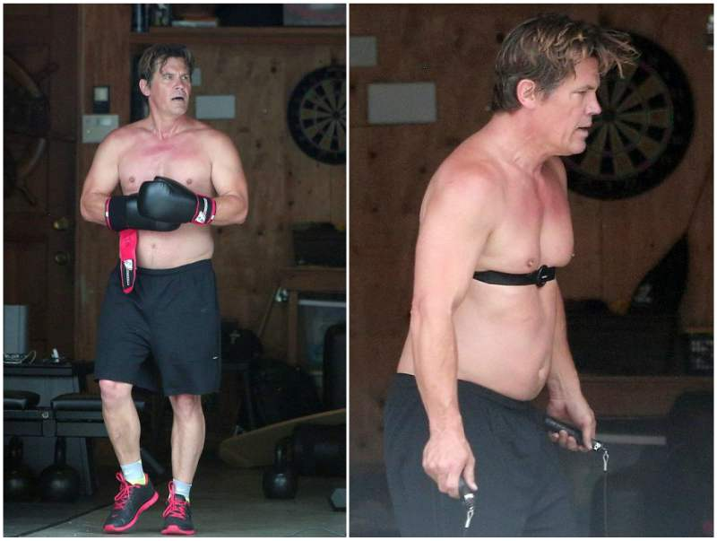 Josh Brolin's height, weight and body measurements