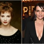 Juliette Binoche knows how to turn the drawbacks in her body into benefits