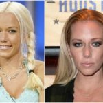 Kendra Wilkinson is a great proof that it's possible to be a mom of two kids and look like a Playboy model