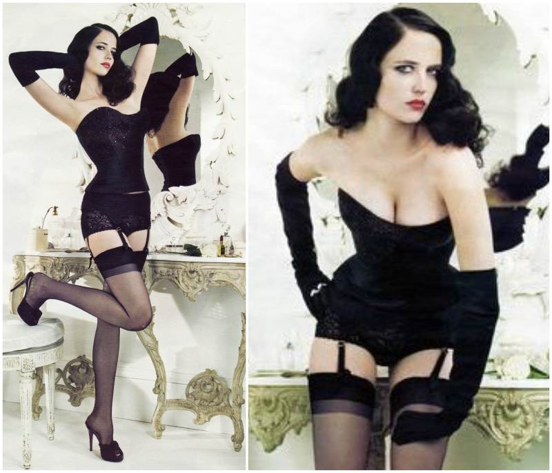 Eva Green's height, weight and body measurements