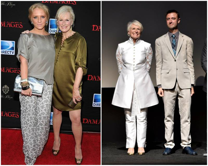 Glenn Close's height, weight and age