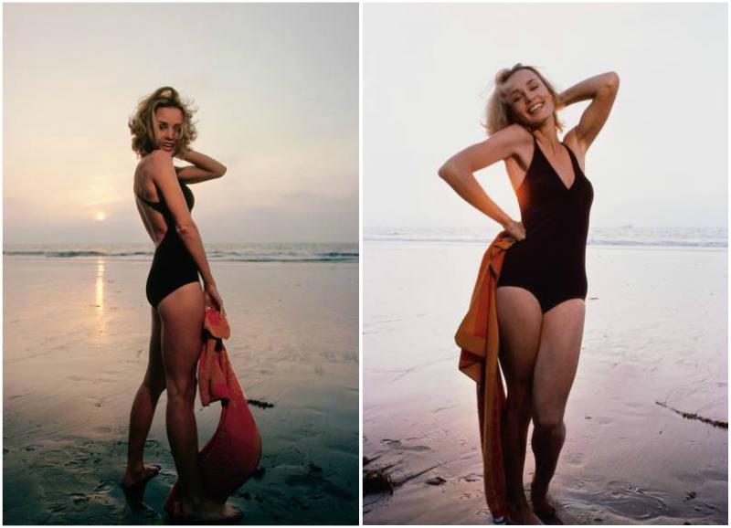 Jessica Lange's height, weight and body measurements