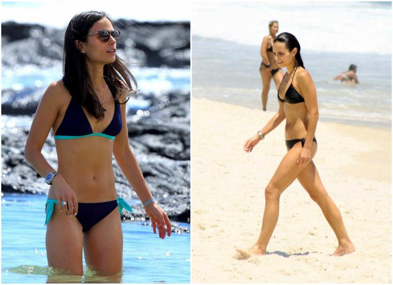 Jordana Brewster's height, weight and body measurements