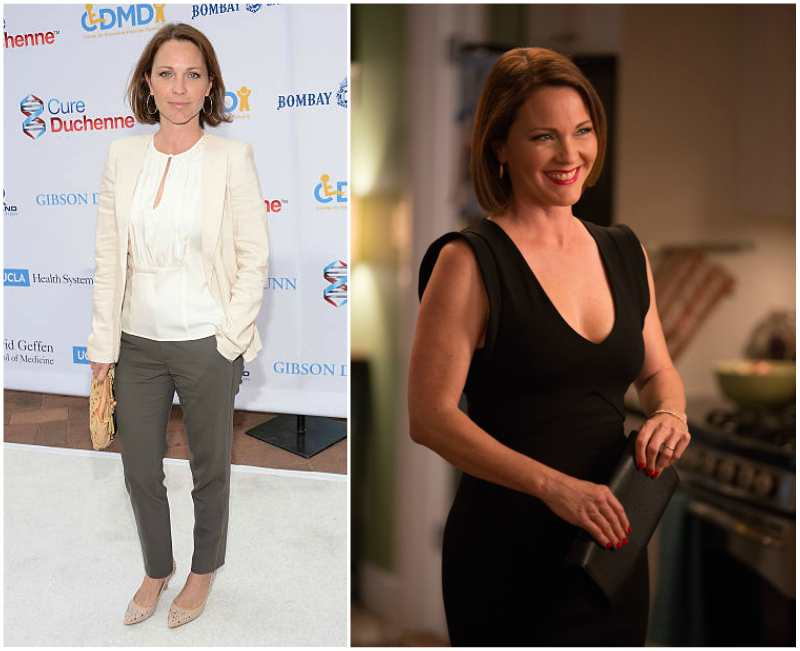 Kelli Williams' height, weight and age