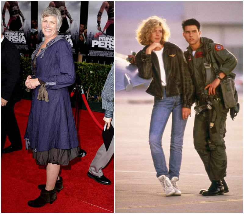 Kelly McGillis' height, weight and age