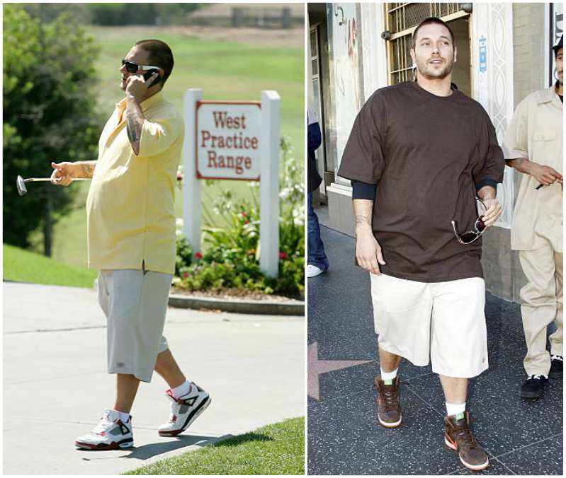Kevin Federline's height, weight and age