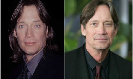 Kevin Sorbo's eyes and hair color