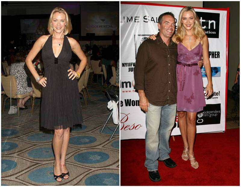 Kristanna Loken's height, weight and body measurements