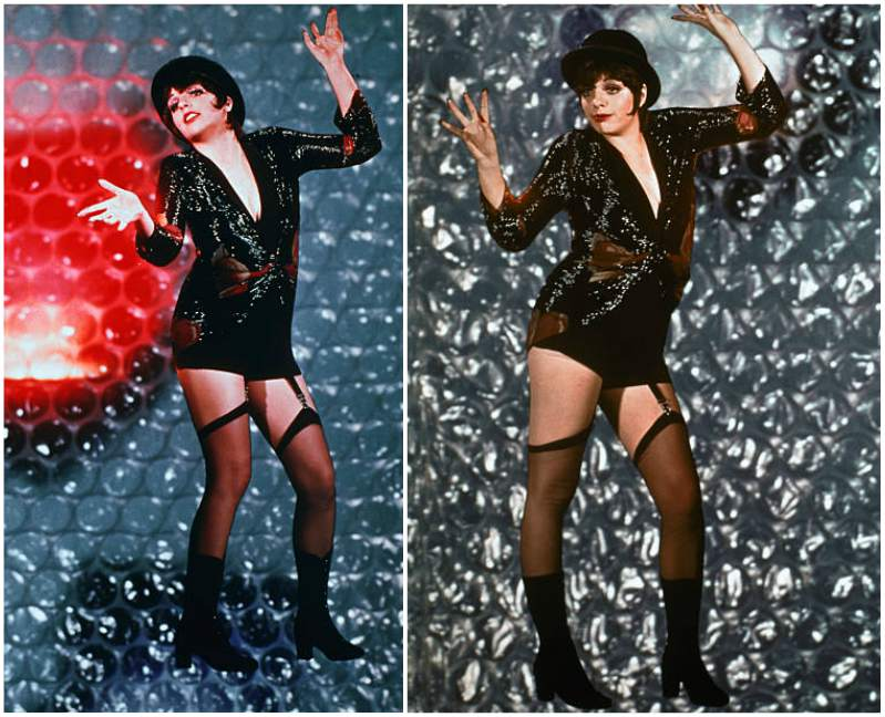 Liza Minnelli's height, weight and body measurements