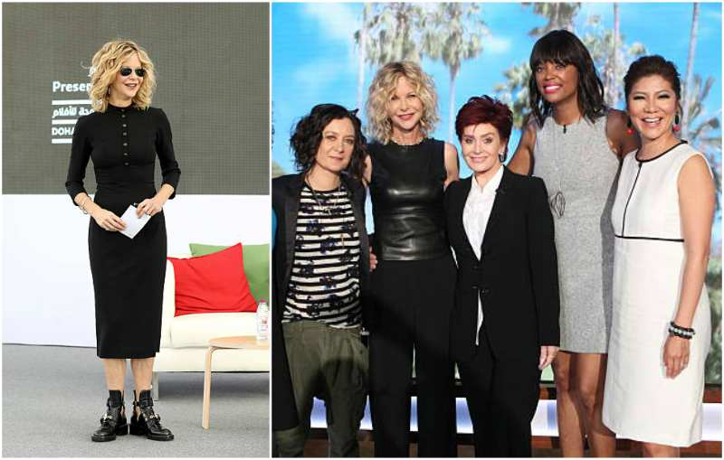 Meg Ryan S Balanced Approach To Eating Helps Her Be Slim