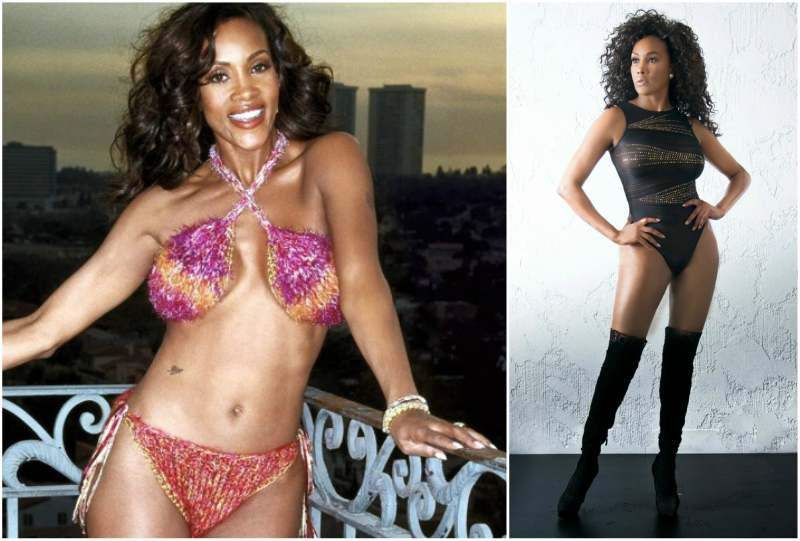 Vivica Fox's height, weight and body measurements