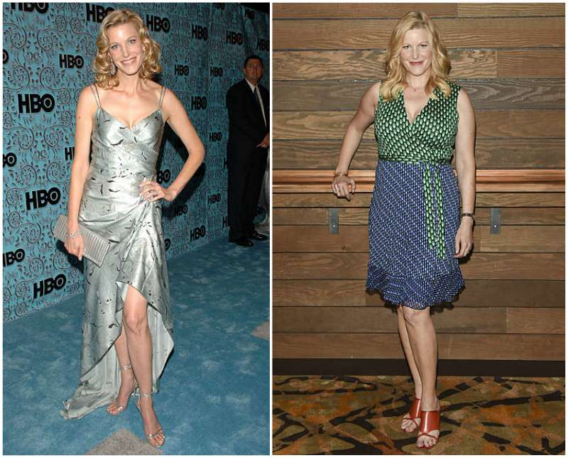 Anna Gunn's height, weight and body measurements