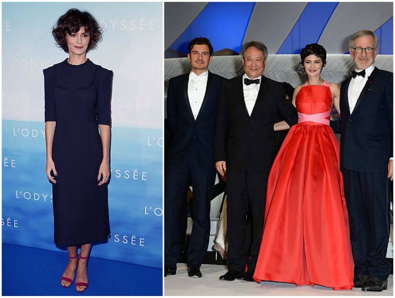 Audrey Tautou's height, weight and body measurements