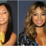 Ashanti strictly controls portions to remain trimmed figure voluptuous figure