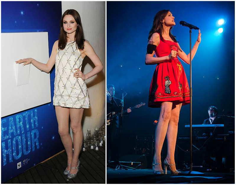 Sophie Ellis-Bextor's height, weight and body measurements