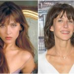 Wild beauty of incredible Sophie Marceau