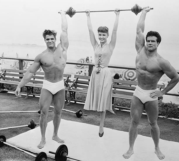 Steve Reeves' height, weight and body measurements