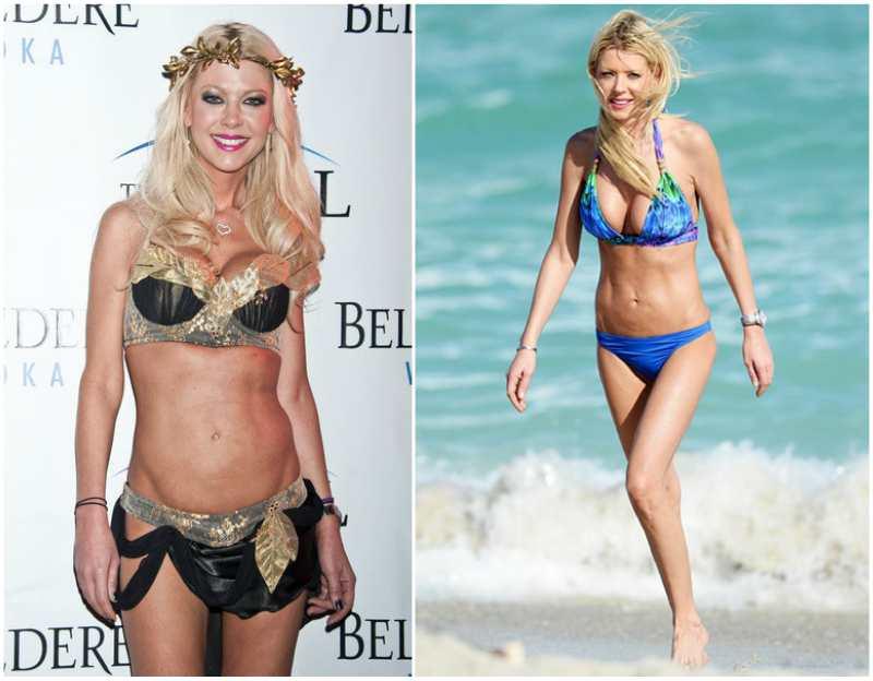 Tara Reid's height, weight and body measurements