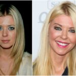 Tara Reid is keen on her figure to the extreme
