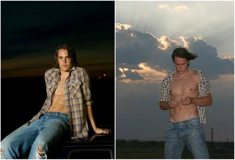 Taylor Kitsch's height, weight and body measurements