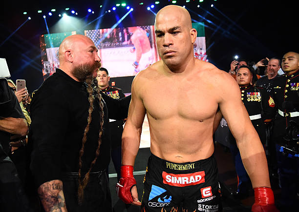 Tito Ortiz's height, weight and body measurements