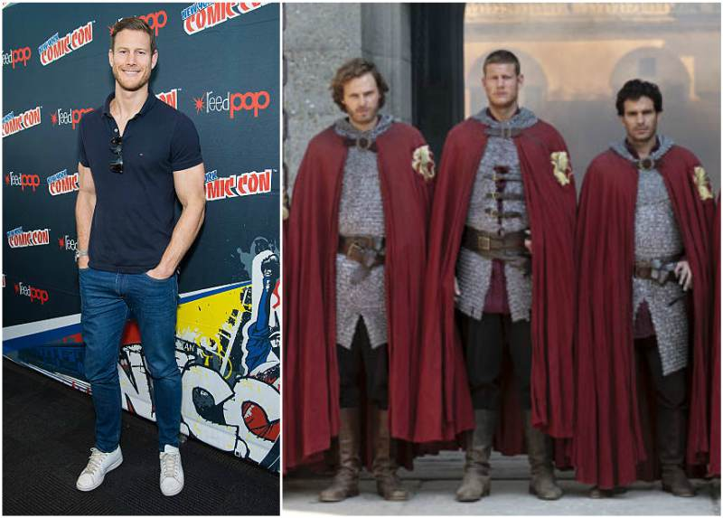 Tom Hopper's height, weight and age