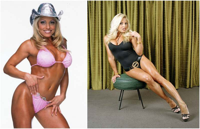 Trish Stratus' height, weight and body measurements