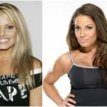 Trish Stratus proves that bodybuilders can be both strong and beautiful