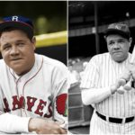 Hotdog diet of baseball legend Babe Ruth