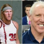 Bill Walton is a sportsman and vegetarian at the same time